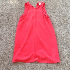Charles Henry, coral dress, size S